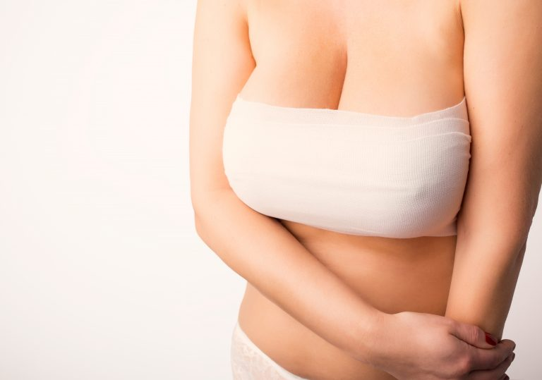 breast lift with implants sydney