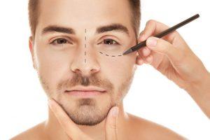 Facial Plastic Surgery For Men