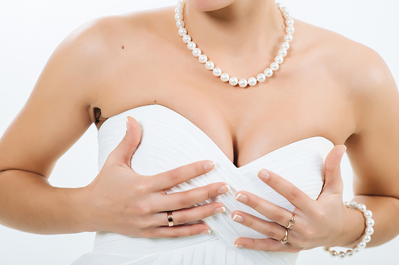 breast reduction before wedding