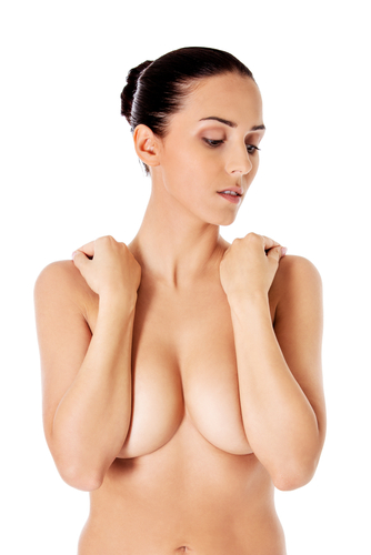 breast lift for saggy breasts